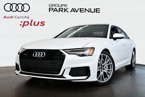 2019 Audi A6 Sedan 55 Technik S line | Ens. optique noir | Siège