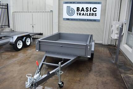 NEW 7X5 TRAILER WITH BRAKES - AUSTRALIAN MADE Holden Hill Tea Tree Gully Area Preview