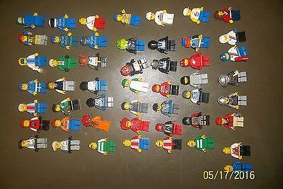 Lot  50 mix Lego Minifigures minfigs misc etc parts accessories bb