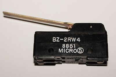 Honeywell Micro Switch Lever Action Limit Switch Bz 2rw4