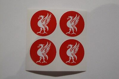 """12 THE LIVER BIRDS  CROWN GREEN BOWLS STICKERS  1""""  LAWN BOWLS   LIVERPOOL"""