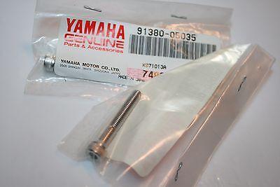 2 nos Yamaha pwc steering control cable bolts 1997-99 gp1200 91380-05035