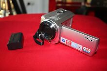 Sony DCR-SR68 80GB Camcorder - Silver, incl. bag Southbank Melbourne City Preview