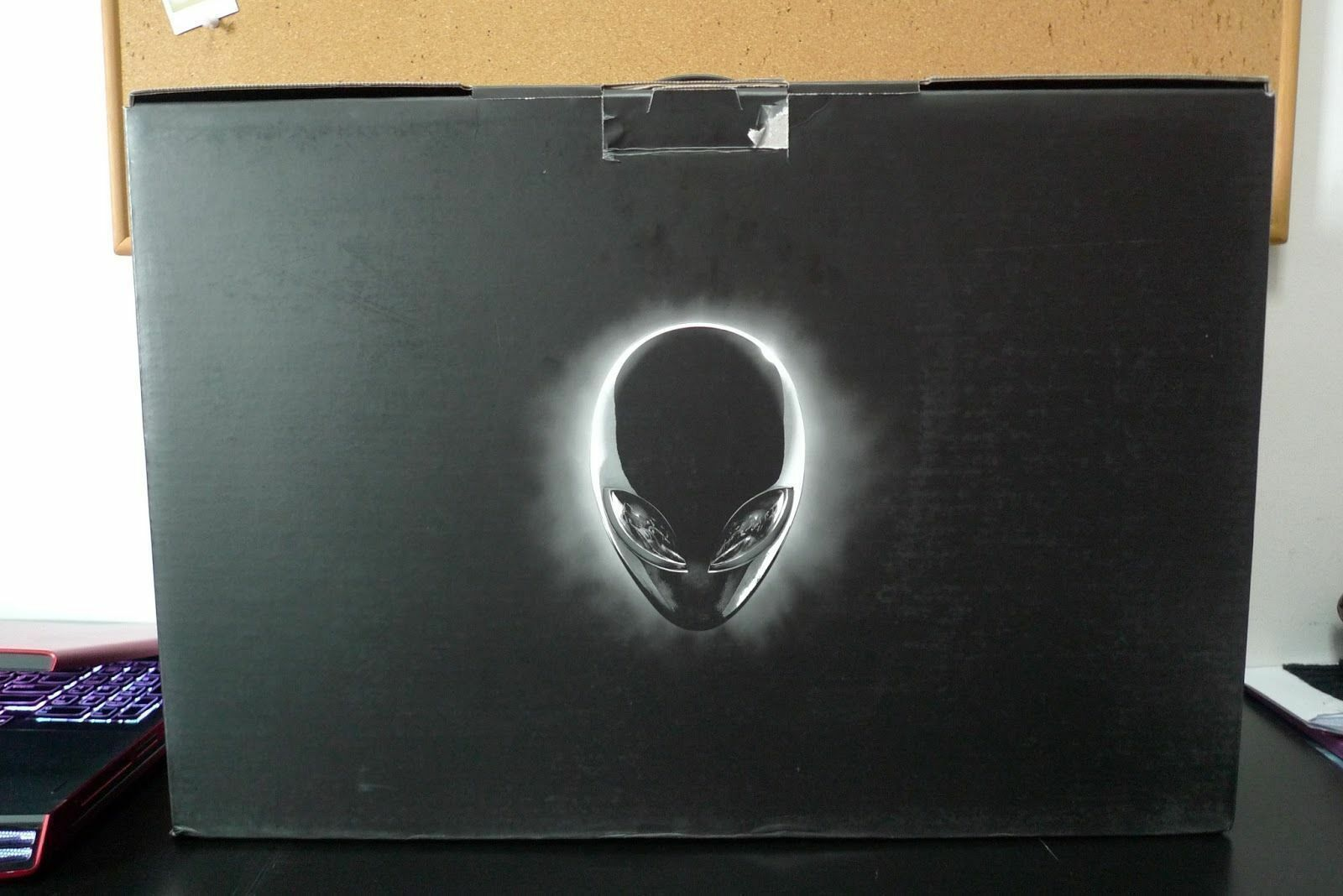 "Alienware AW17R4-7005SLV-PUS 17"" Laptop  with NVIDIA GTX 106"