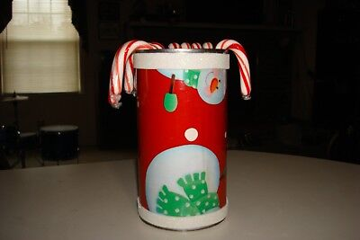 Christmas decorations candy canes office supplies pen holders desk accessories - Christmas Pens