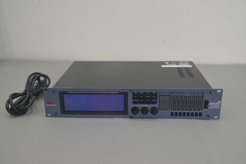 DBX DriveRack 480 Complete Equalization and Loudspeaker Management System