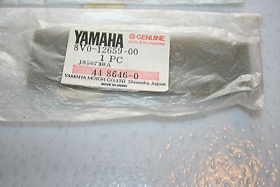 nos Yamaha snowmobile engine air shroud 2 damper foam 1998 pz480 phazer