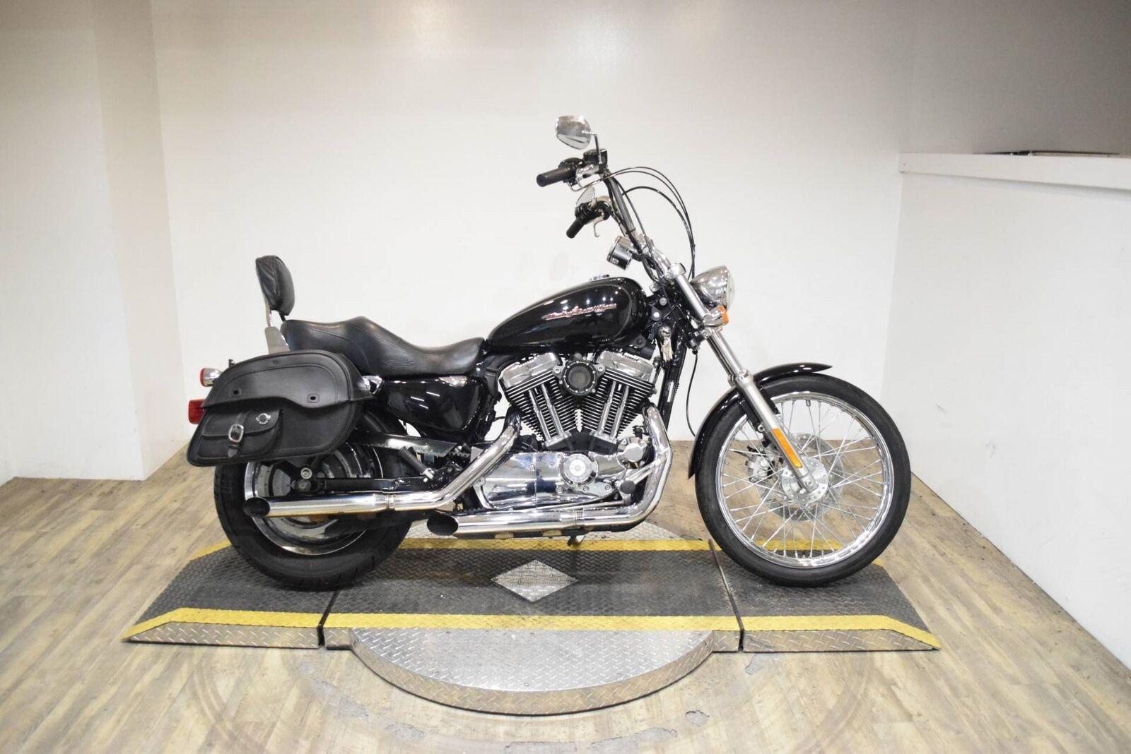 2007 Harley Davidson Sportster Ebay