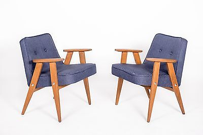 ''Chierowski 366'' mid century armchair from 60's