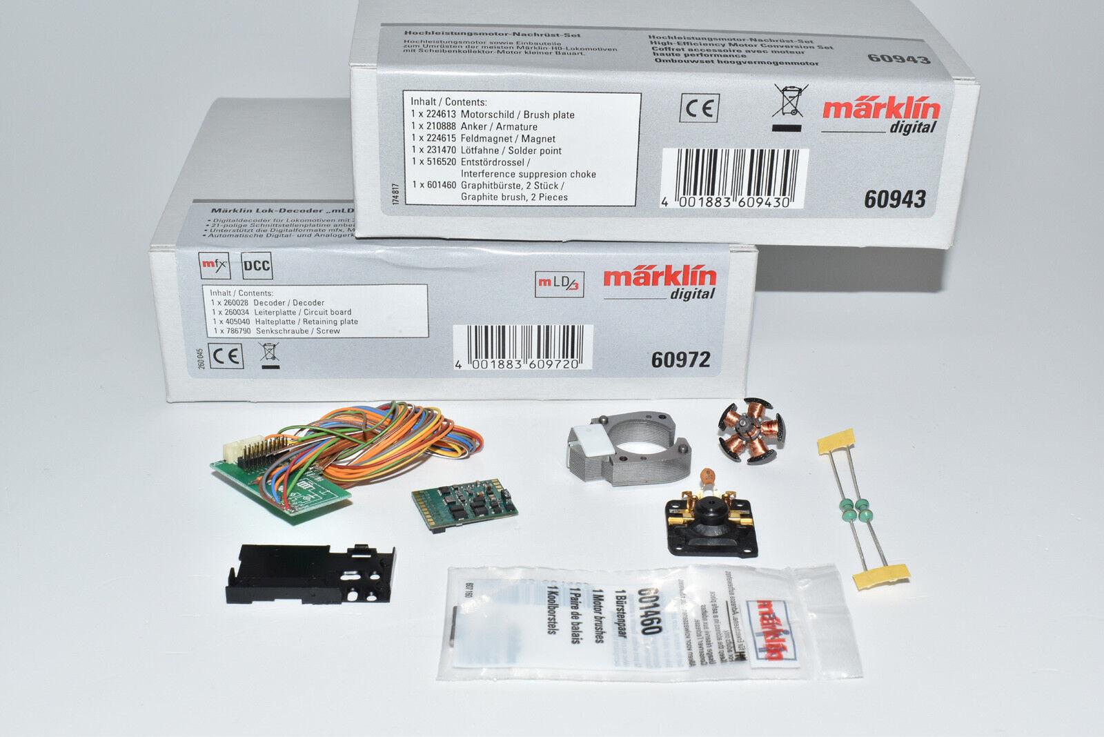 märklin LokDecoder mLD3   Neuware Märklin H0 60972