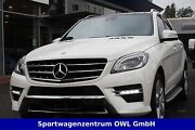 Mercedes-Benz ML 400 4MATIC 7G-TRONIC / AMG / DESIGNO