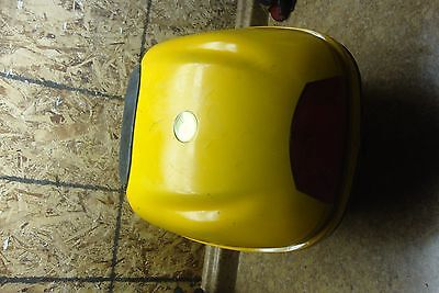 2014 Jonway Scooter 49CC 49 50 Rear Back Trunk Compartment Luggage Carrier Bag
