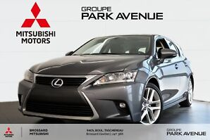2014 Lexus CT 200h Hybride | Cuir | Touring Pack | *PROMO*