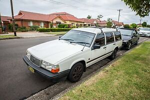 1993 Volvo 940GL Station Wagon Wareemba Canada Bay Area Preview