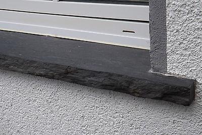 Fensterbank außen  Fensterbank Fensterbänke Fensterbretter Rustikal aus Schiefer für ...