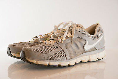 a10eb959ea31c NIKE DUAL FUSION WAFFLE OUTSOLE SYNTETIC GRAY MEN S RUNNING SNEAKERS SIZE  US 13