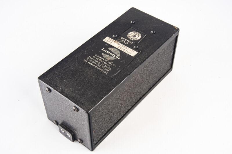 Lumedyne Portable Flash System Super Battery CI BLRG TESTED V10