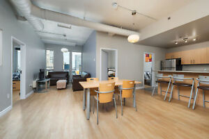 McGill  Students·All Inclusive·Furnished·Private Bed·Downtown!