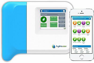 Hunter HC Hydrawise Wi-Fi Irrigation Controller 12 Zones,Control by Phone or PC