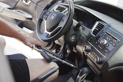 Drive Assist Handicap Car Driving Device, Hand Controls!, Car Hand Control, Hand Drive Car