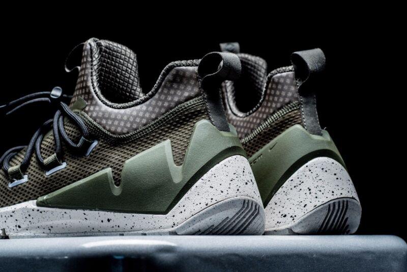 Black-Sequoia 924465-300 Nike Air Zoom Grade Men/'s Shoes Cargo Khaki