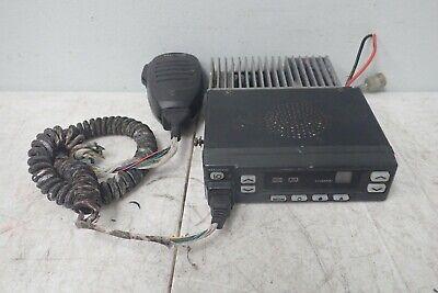 Kenwood Tk-762hg-1 Vhf Fm Mobile Two-way Transceiver Radio W Kmc-35 Microphone