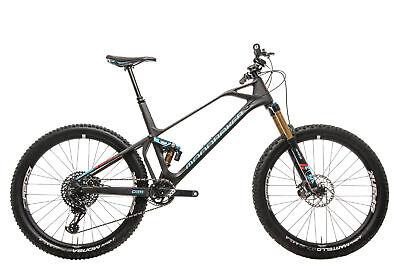 """2018 Mondraker Foxy RR SL Mountain Bike X-Large 27.5"""" Carbon SRAM GX Eagle Fox"""