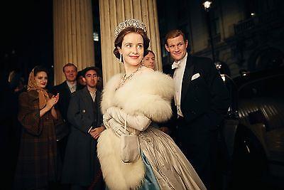 Ein wahrlich royaler Serienspaß: The Crown Foto: Netflix