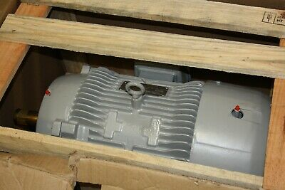New Siemens 15 Hp Premium Efficiency Electric Motor 1780 Rpm 254t Vfd Compatible