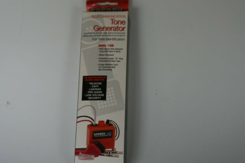 SPERRY #140B TONE GENERATOR for wire identification 10 Pcs. One Price !!!