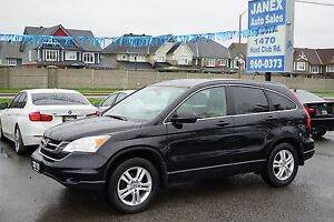2010 Honda CR-V EX-L EX-L leather sunroof low mileage