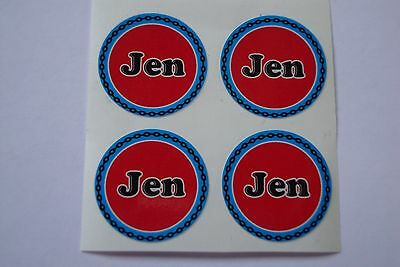 """12  Jen  CROWN GREEN STICKERS  1""""   LAWN BOWLS FLATGREEN  AND INDOOR BOWLS"""