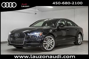 2016 Audi A6 TDI TECHNIK S-LINE LED