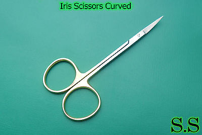 3 Supercut Iris Scissors 4.50 Curved Excellent Quality