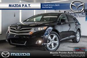 2015 Toyota Venza XLE V6 AWD ** CUIR TOIT PANORAMIQUE NAVIGATION