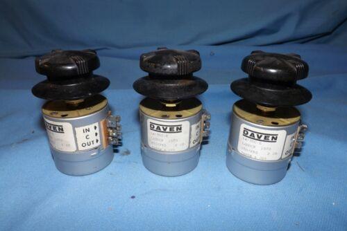 3 Daven mono pots 250/150