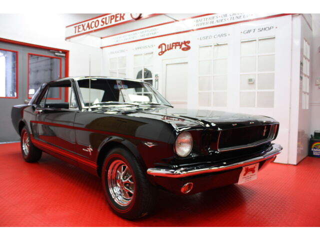 Ford : Mustang GT 1965 ford mustang a code 4 spd mt