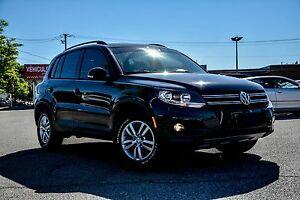 Volkswagen Tiguan 4MOTION  Comfortline