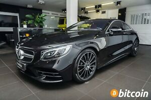 Mercedes-Benz S 560 Coupe/Magic Body/HUD/Exclusive/FULL/TOP