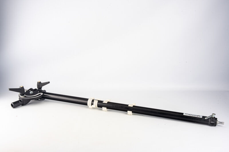 Calumet Manfrotto Black 085B Heavy Duty Boom Arm TOP SECTION ONLY V17