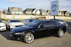 2011 Audi A4 2.0T 30 Years of quattro Edition S-LINE | ACCIDE...