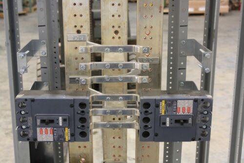 New Siemens HQR QR2 QJ Breaker Panel Hardware 200 Amp Mounting Kit W/ Face Plate