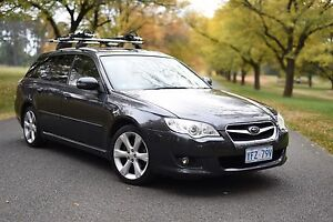 2007 Subaru Liberty Wagon 2.5L Heritage Cook Belconnen Area Preview