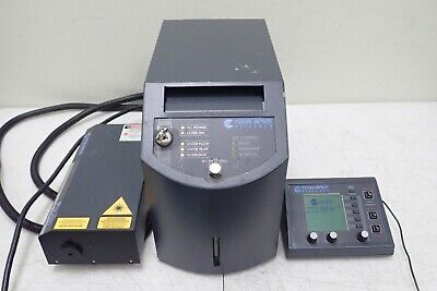New Wave Research Model Polaris Ii 20hz Pulsed Ndyag Laser System