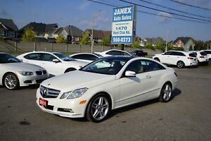 2011 Mercedes-Benz E-Class ACCIDENT FREE | NAVIGATION | PANO...