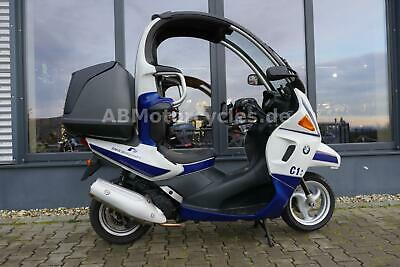 BMW C1 125 Williams Dt. Mod.-