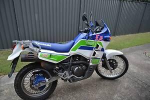 Kawasaki KLR 650 Tengai Hollywell Gold Coast North Preview