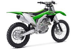 2017 Kawasaki KX450F 1 RIDE DEMO! $75 Bi-Weekly!