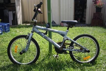 BMX STUNT BIKE 20 INCH. FULL 360 TURNING FRONT WHEEL, $50.00 Matraville Eastern Suburbs Preview