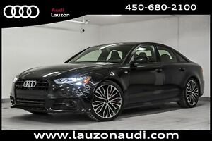 2017 Audi A6 3.0T COMPETITION DRIVER ASSISTANCE
